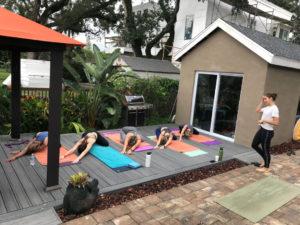 Garage Yoga