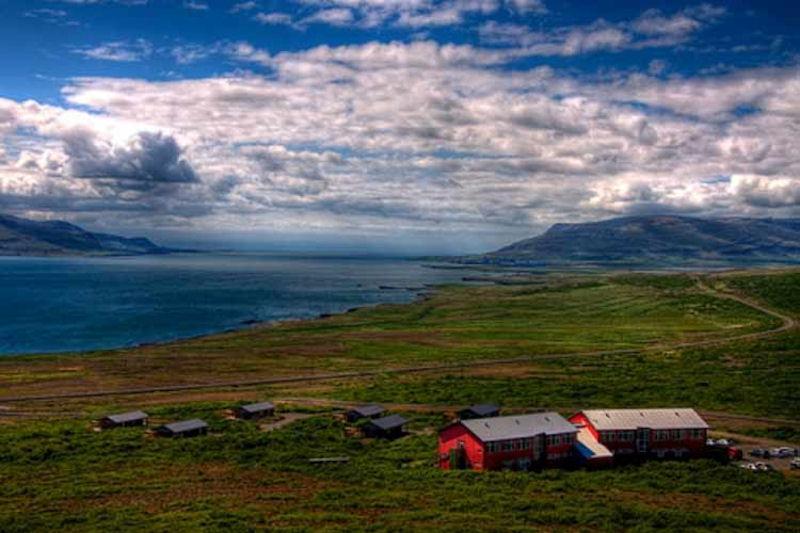 Iceland Retreat Location - Hotel Glymur