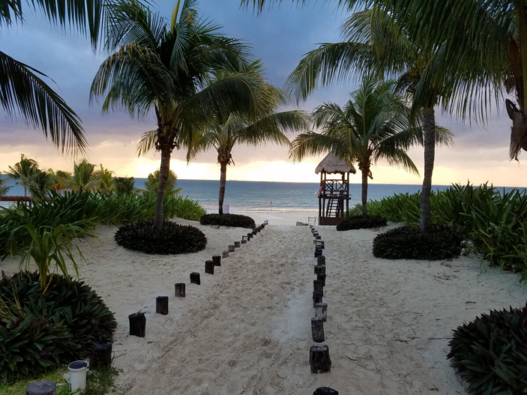 Full Moon Yoga Retreat - Cancun, Mexico